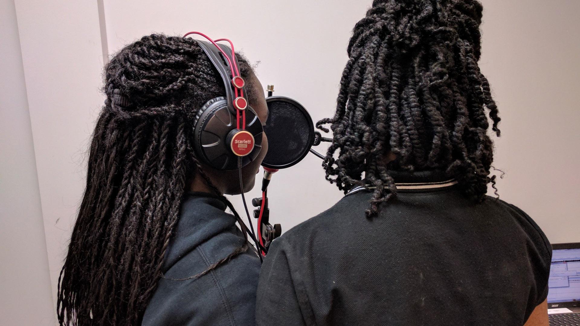 Capsule audio « Montréal-Nord : Notre refuge »